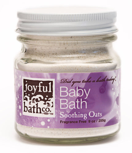 Baby Bath Soothing Oats