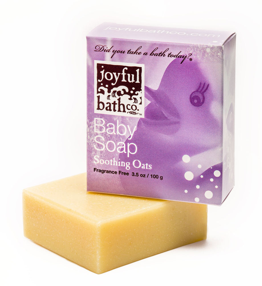 Baby Soap Soothing Oats