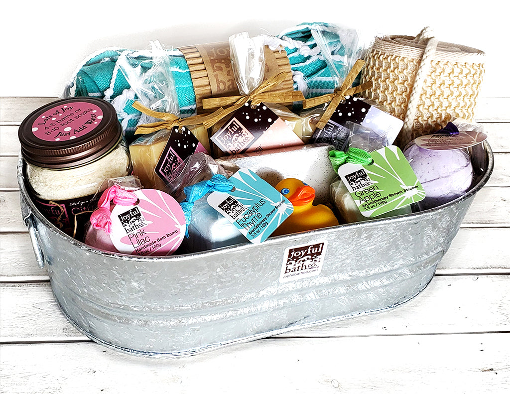Bath and Shower Body Set