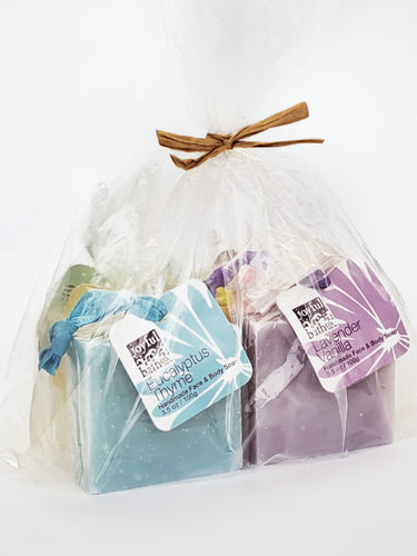 Face and Body Soap Bundle