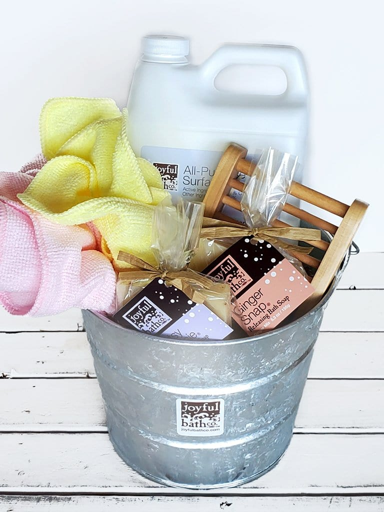 Wash and Go Gift Bucket