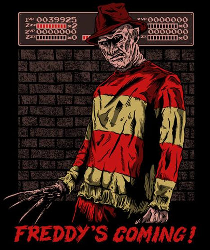 8 Bit Freddy Limited Edition 18x24