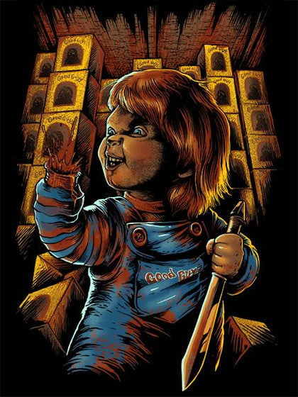 Child's Play 2 Limited Edition 18x24