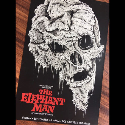 The Elephant Man 11x17