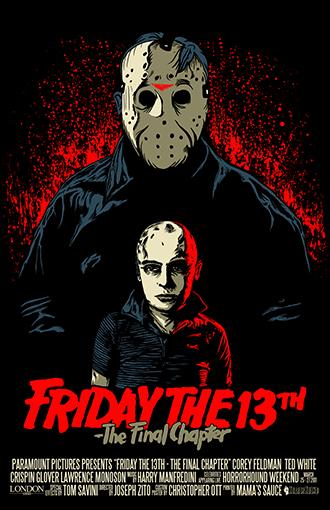 Friday the 13th The Final Chapter 11x17