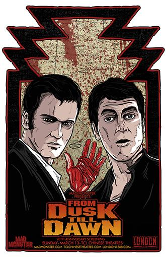 From Dusk Till Dawn 11x17