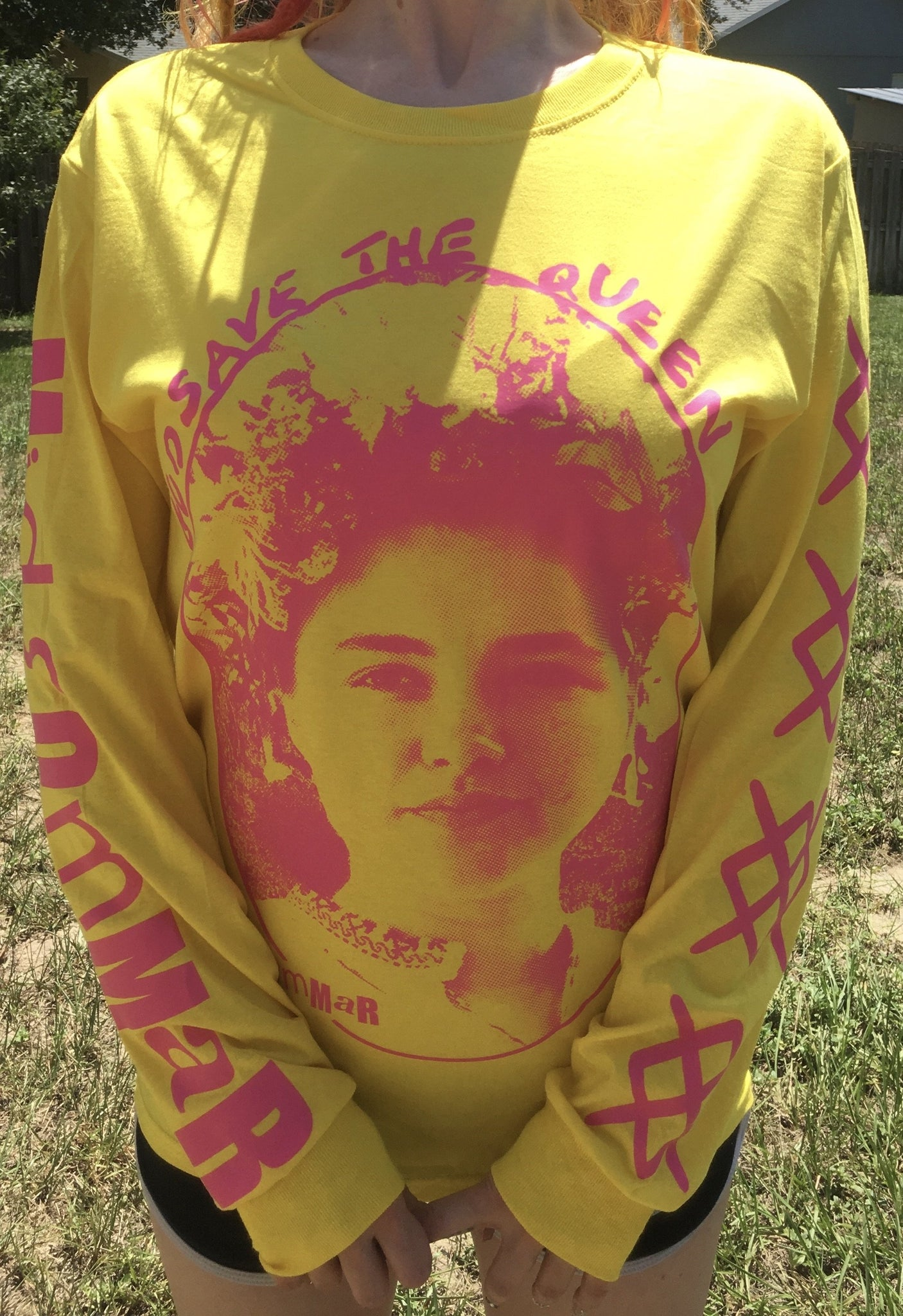 God Save the May Queen Longsleeve