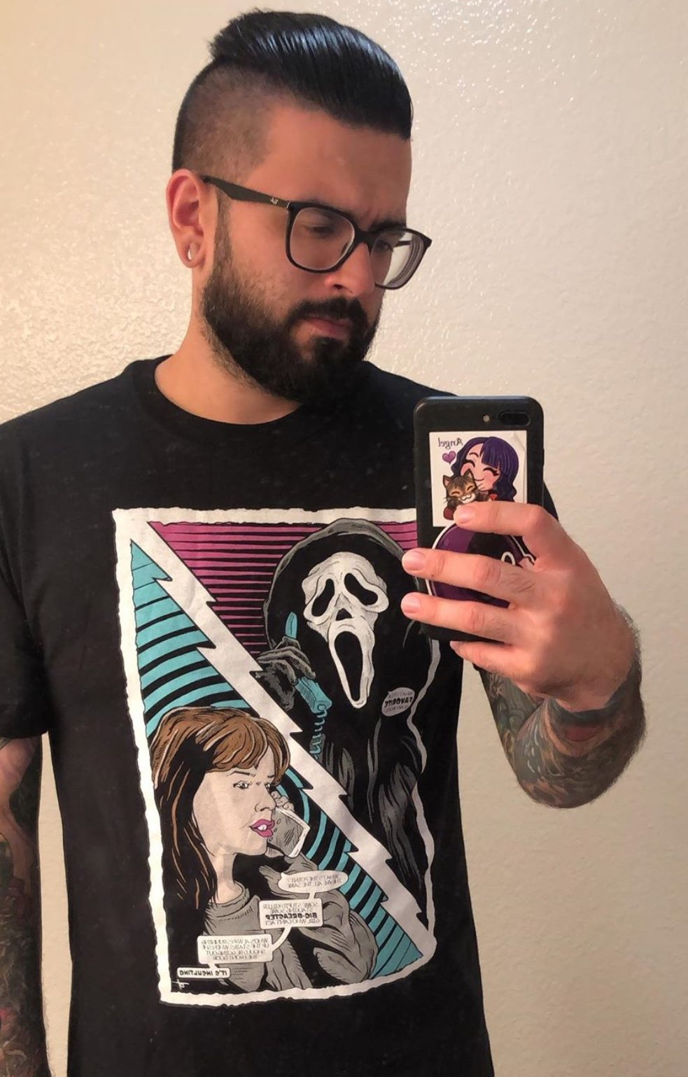 What's Your Favorite Scary Movie? Shirt