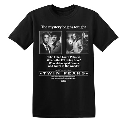 The Mystery Begins Shirt
