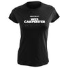 Wes Carpenter Women's Softstyle Tee