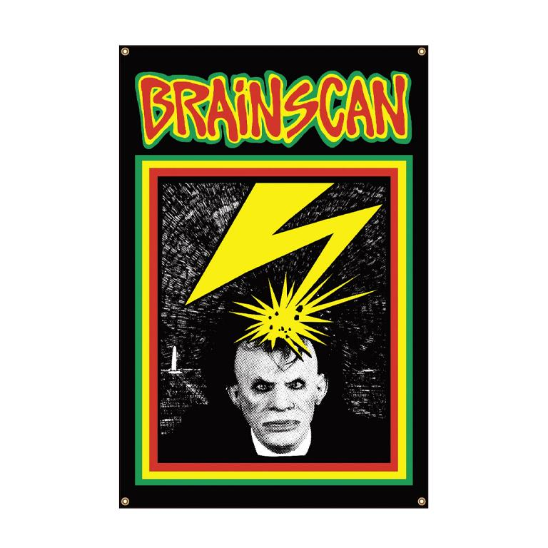 Brainscan Wall Tapestry
