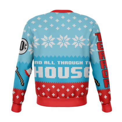 And All Through The House Christmas Sweatshirt