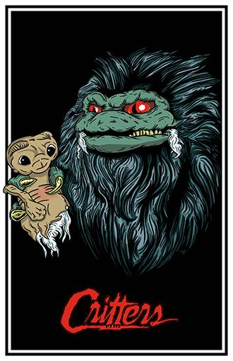 Critters 11x17