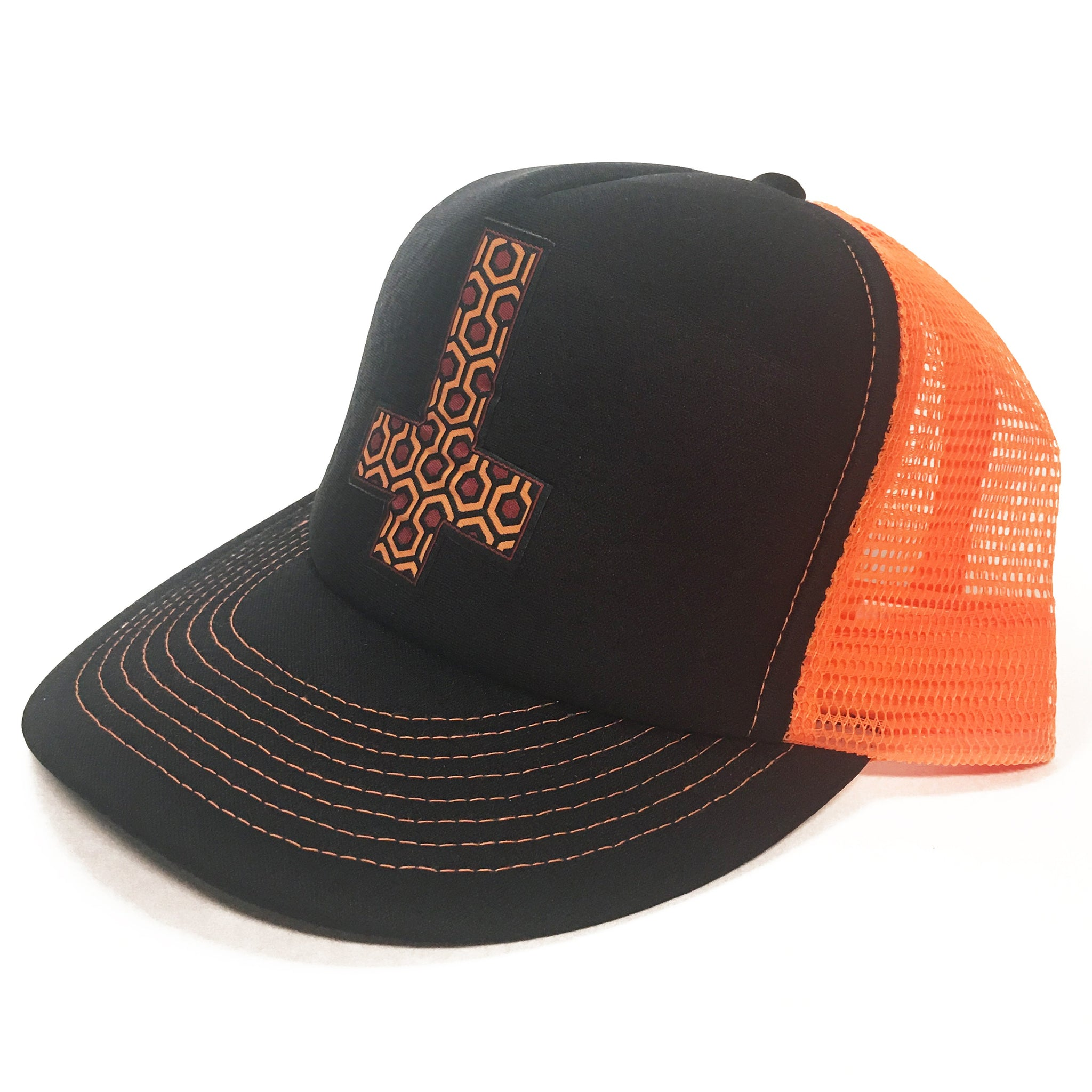 Inverted Overlook Trucker Cap