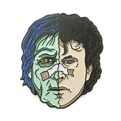 Legion Enamel Pin