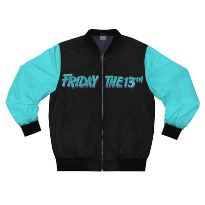Camp 1989 Blue Bomber Jacket