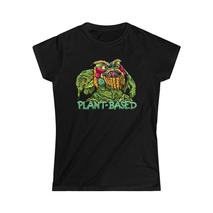 Plant-Based Women's Softstyle Tee
