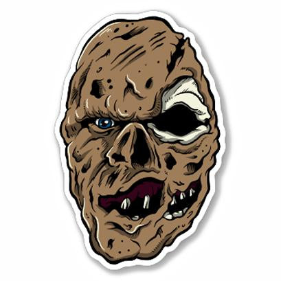 Jason New Blood Vinyl Decal