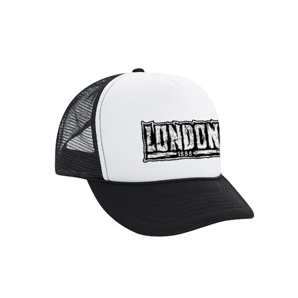 London 1888 B&W Cap