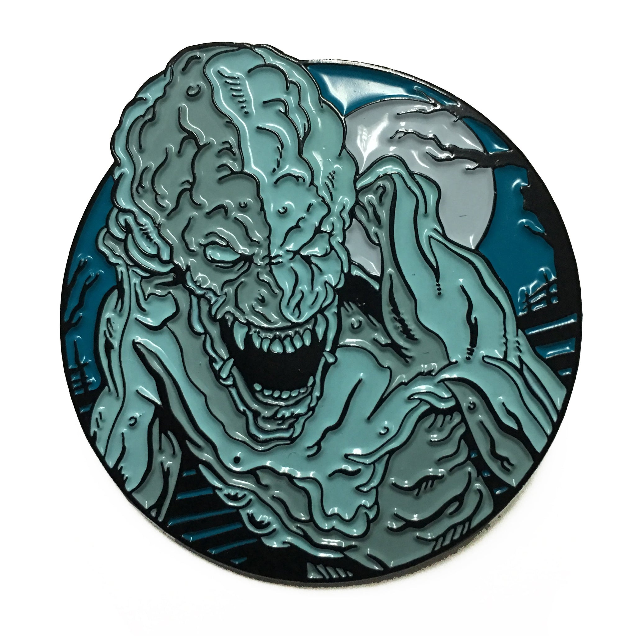 Blood Harvest Moonlight Variant Limited Edition Enamel Pin
