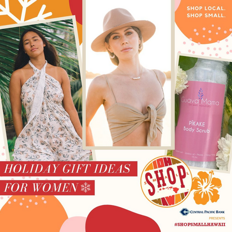 shop small hawaii gift guide
