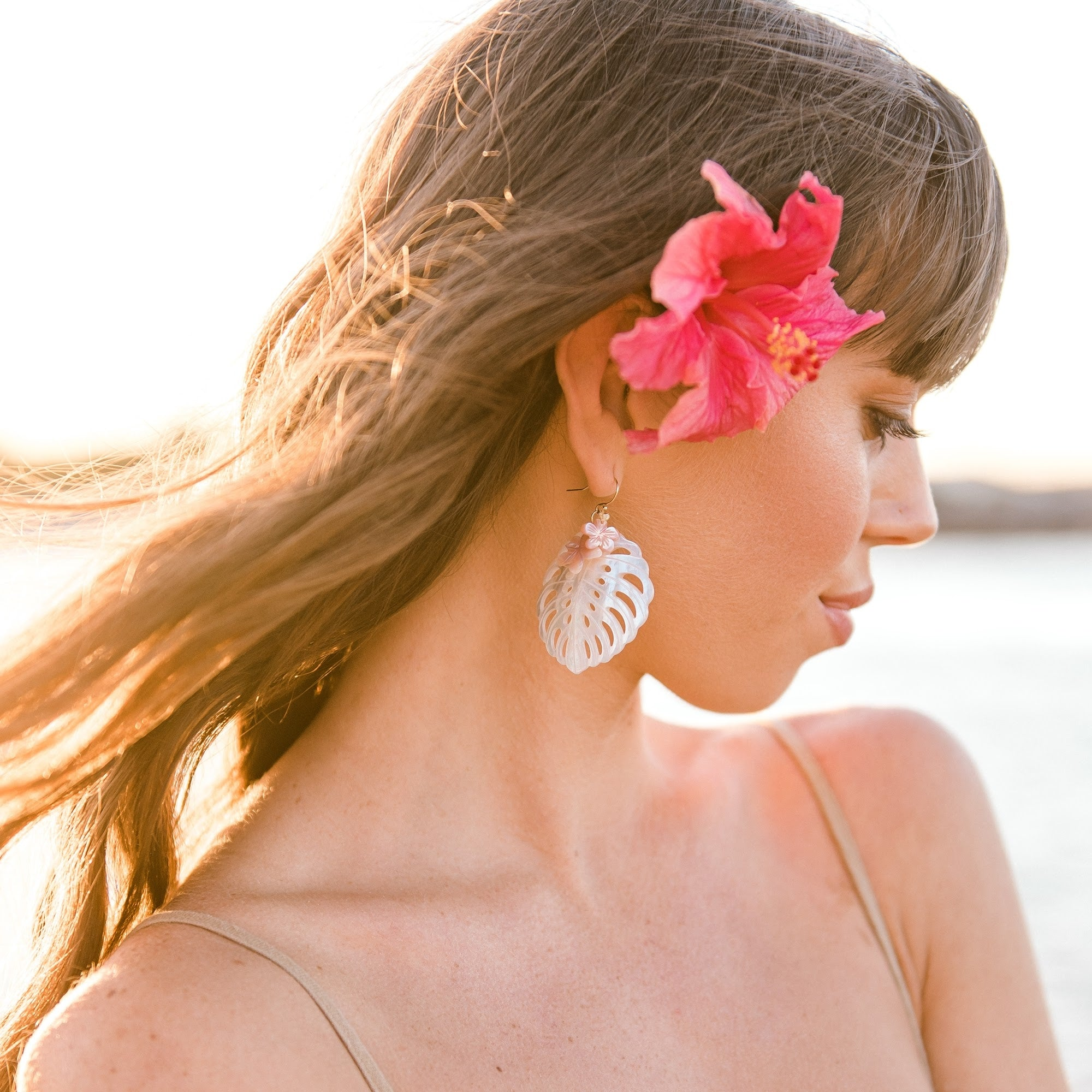 Launui Earrings - 21 Degrees North Designs