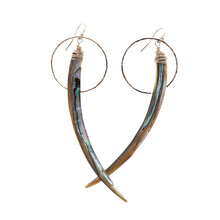 Load image into Gallery viewer, Tassie Spike Earrings - 21 Degrees North Designs - 21ºN
