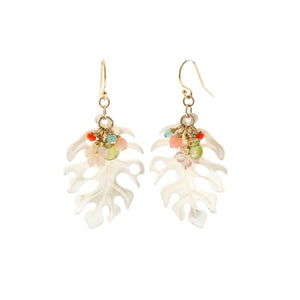 Daintree Earrings - 21 Degrees North Designs