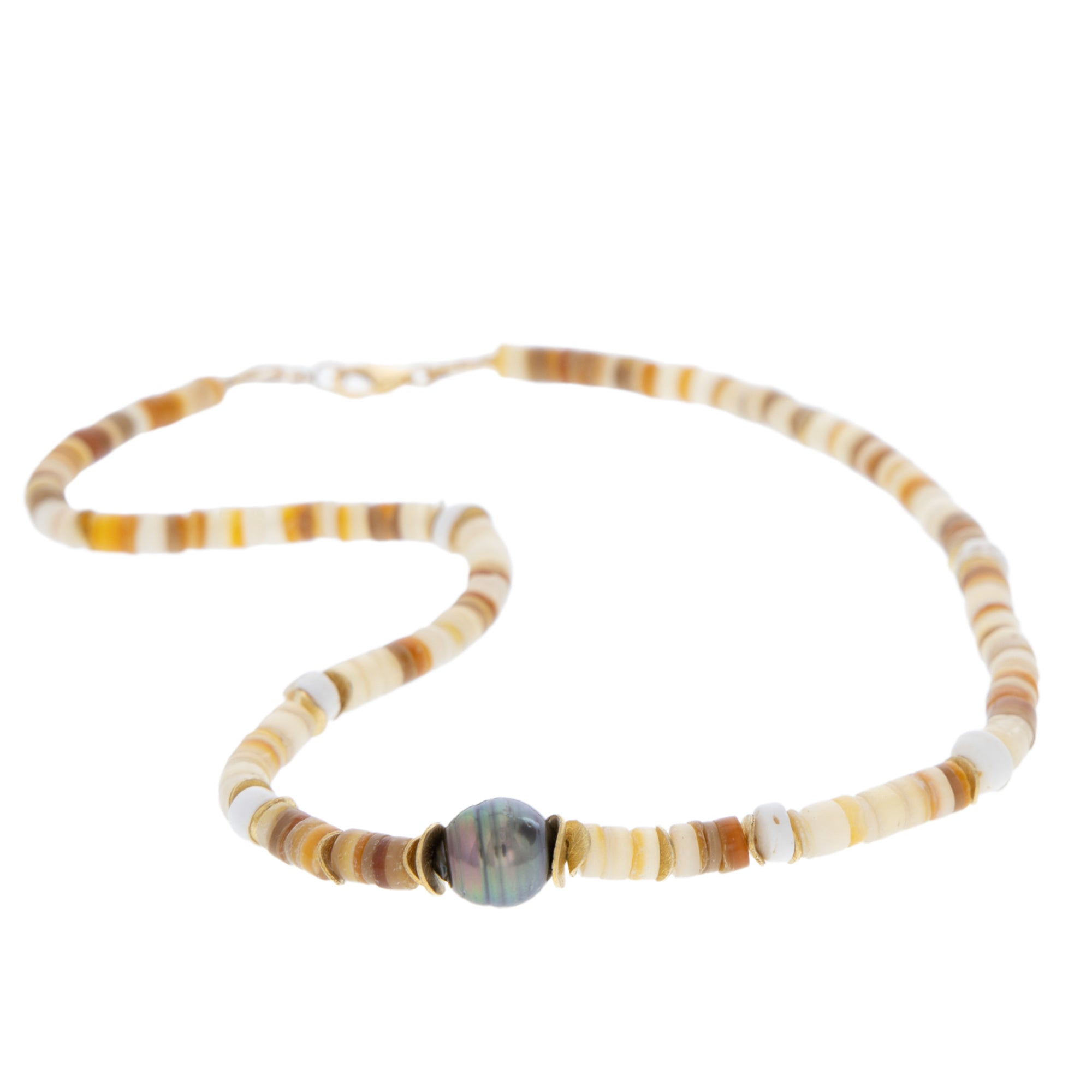 Haumea Choker Necklace - 21 Degrees North Designs