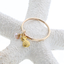 Load image into Gallery viewer, Kalahiki Stacker Ring - 21 Degrees North Designs - 21ºN
