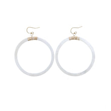 Load image into Gallery viewer, Makena Hoop Earrings - 21 Degrees North Designs - 21ºN