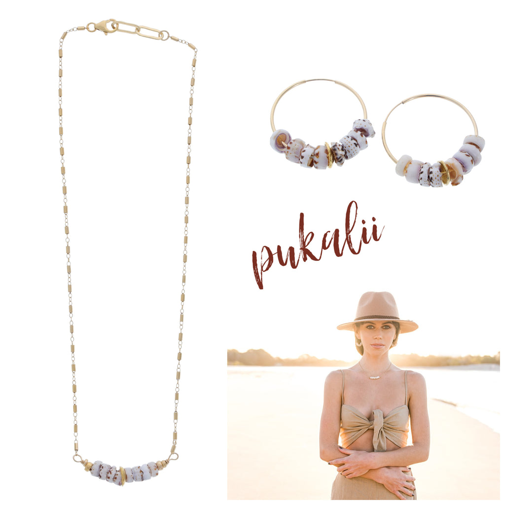 Pukalii Holiday Gift Set - 21 Degrees North Designs