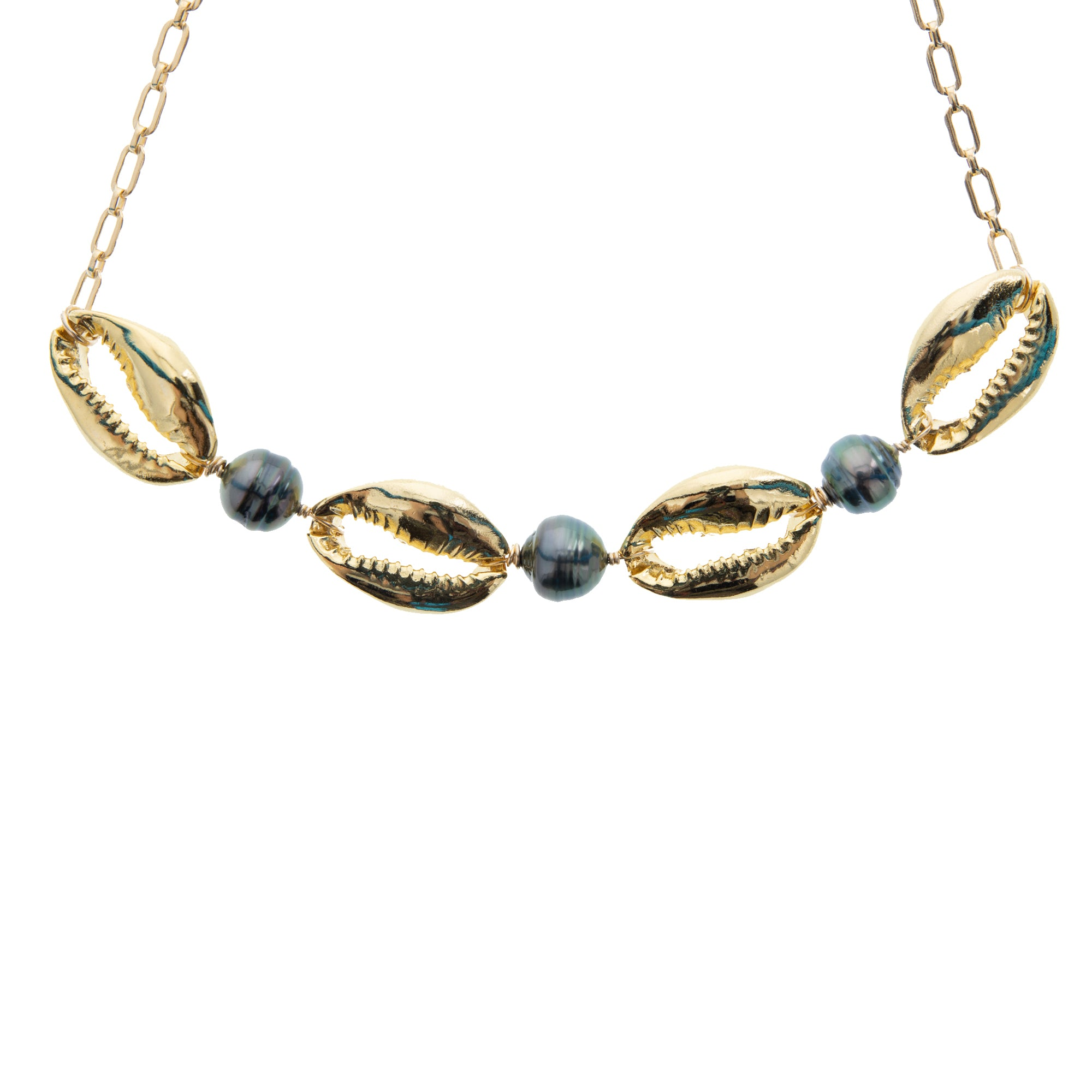 Makaha Necklace - 21 Degrees North Designs