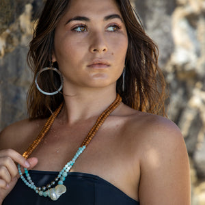 Tanaloa Necklace - 21 Degrees North Designs