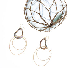 Load image into Gallery viewer, Upena Hoop Earrings - 21 Degrees North Designs - 21ºN