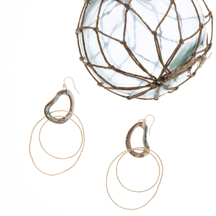 Upena Hoop Earrings