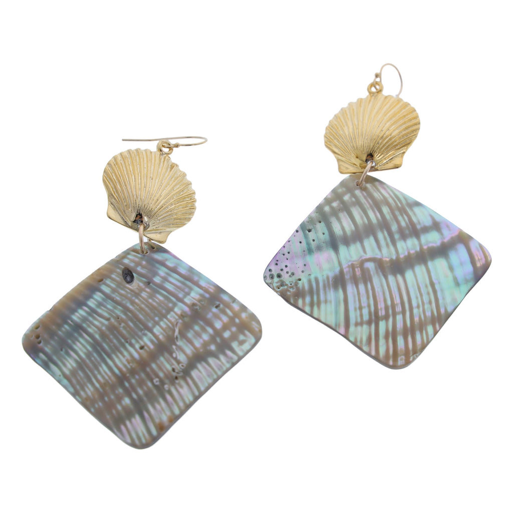 Waikiki Earrings - 21 Degrees North Designs - 21ºN