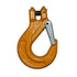 Clevis Sling Hook with Safety Latch