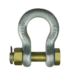 Safety Pin Bow Shackle
