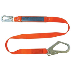 SPANSET Energy Absorbing Lanyard With Scaffold Hook