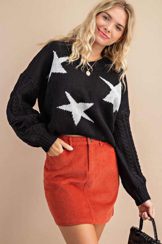 Stars Aligned Sweater