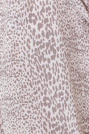 Wild About You Leopard Top (extended sizes)