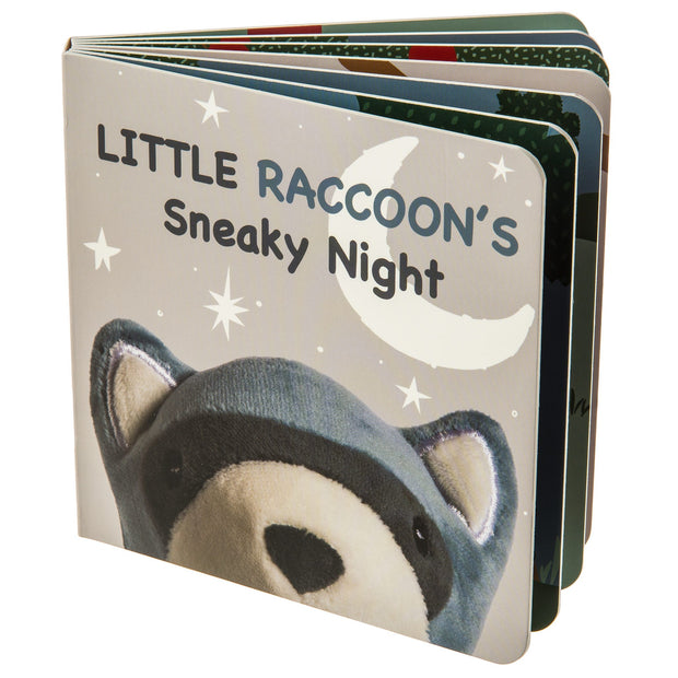 Leika Little Raccoon Set
