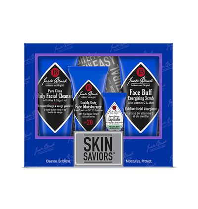 Jack Black - Skin Saviors Kit