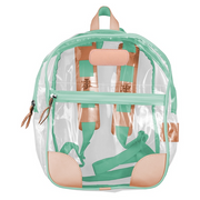 Jon Hart - Clear Backpack