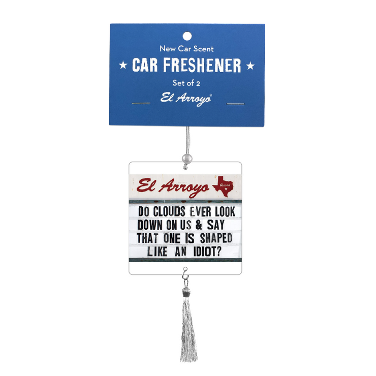 El Arroyo Car Air Freshners - ASSORTED
