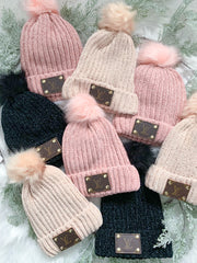 Michalke Made Lux Beanie - Pink