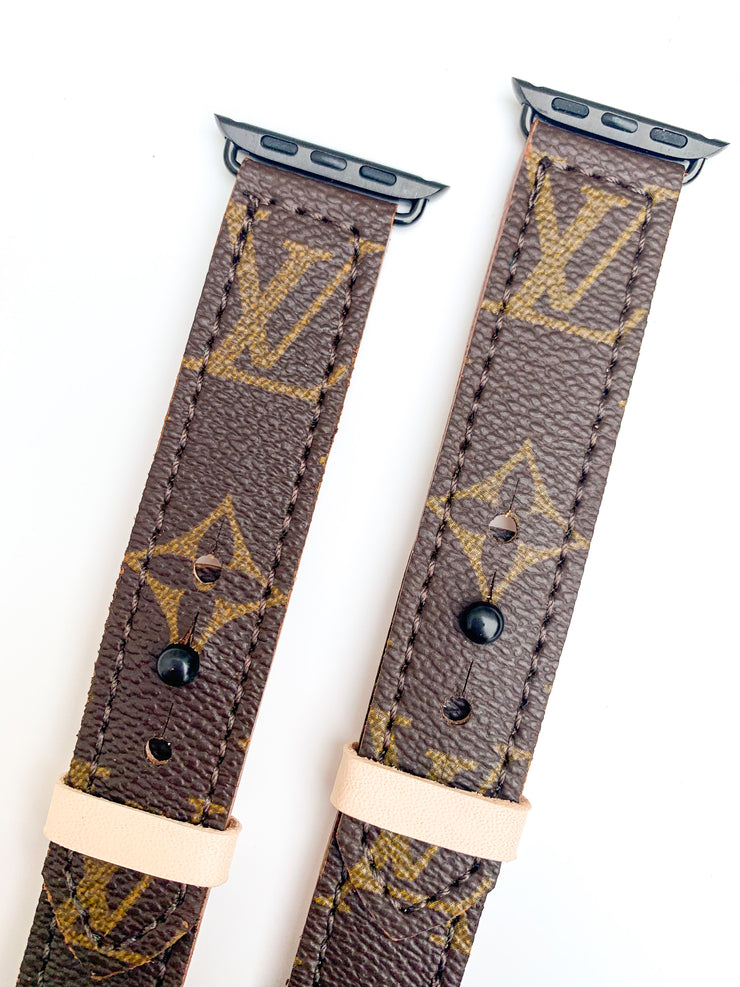 Luxury Apple Watchband- Michalke Made