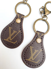 Luxury Simple Keychain- Michalke Made