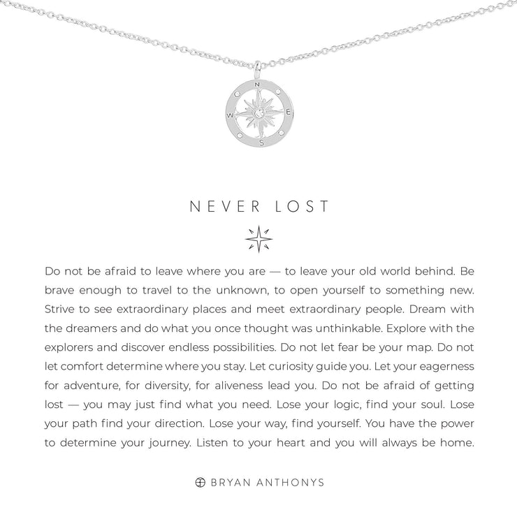 Never Lost Necklace